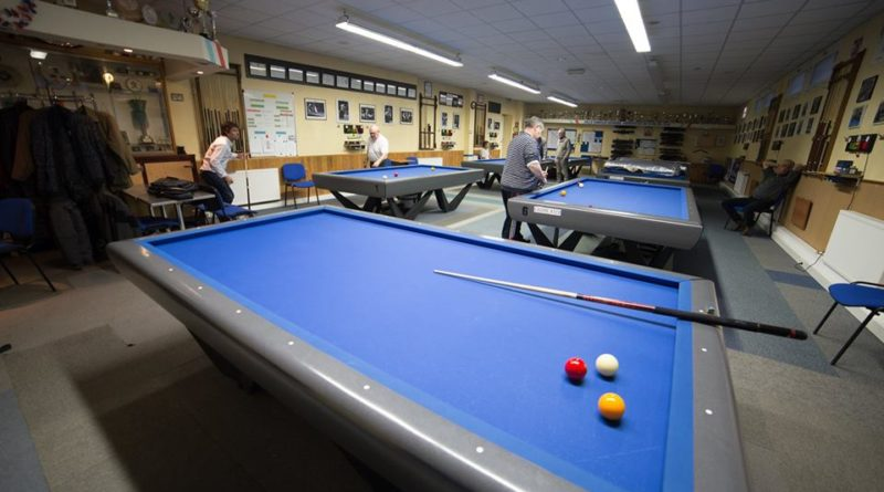 le billard club de Chartres
