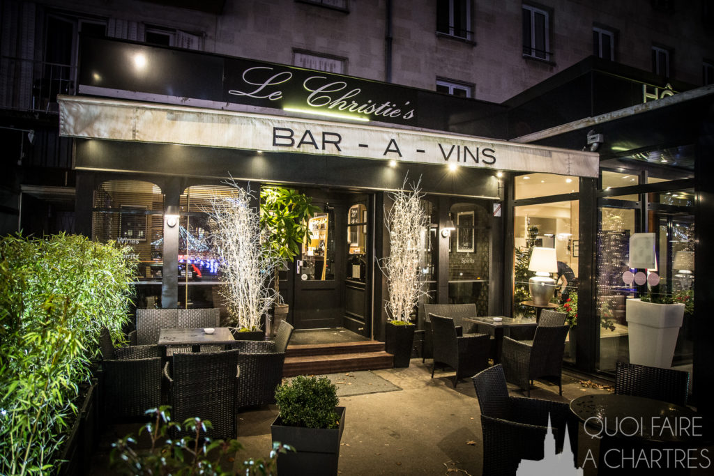 Photo du bar le Christies