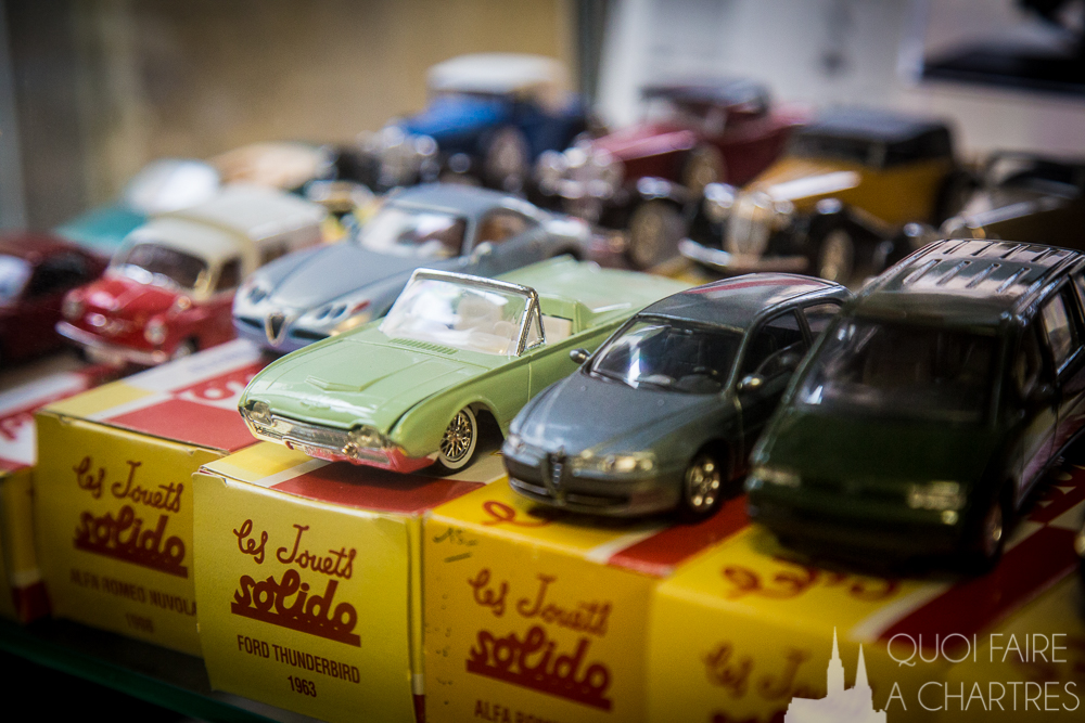 voitures miniatures Solido