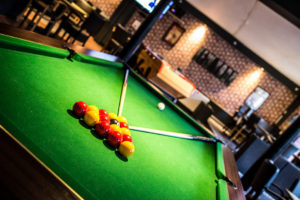 Billard bar Chartres