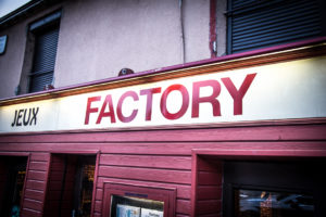 facade Factory Lounge Bar Chartres
