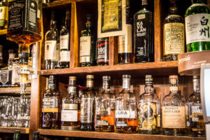 Whiskies bar Chartres