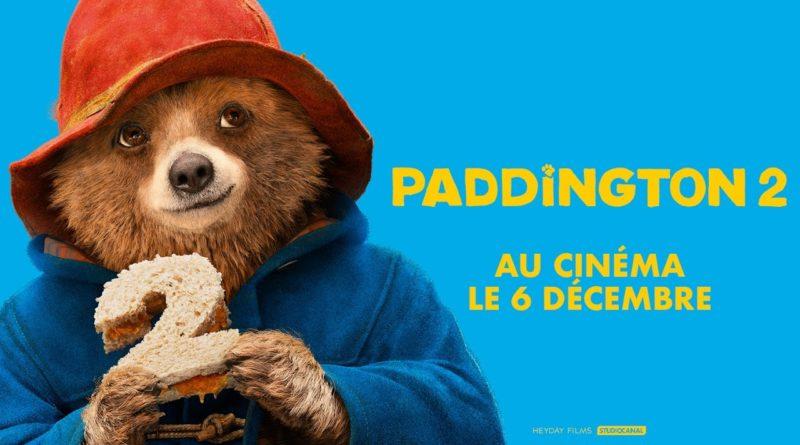 Paddington 2 au cinéma Paradis à chartres