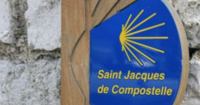 randonnée saint-jacques de compostelle à Chartres